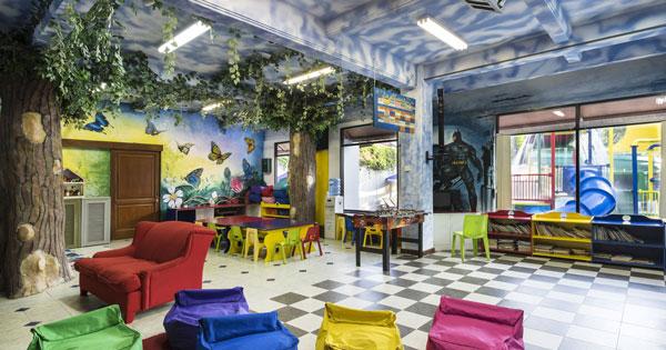 Bali Dinasty Resort Kids Club