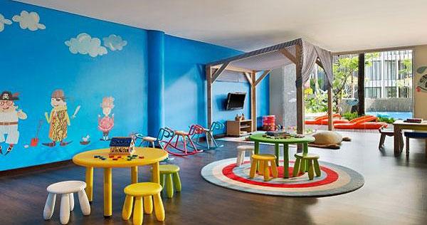 Le Meridien Bali Jimbaran Kids Club