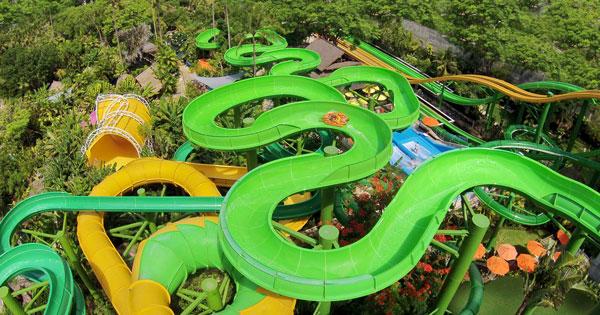 Water Park Terbaik Di Bali