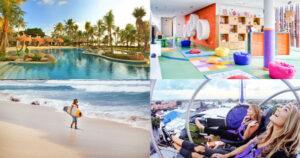 10 Daya Tarik Legian Untuk Liburan Anak Di Bali