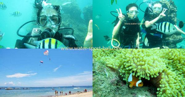 Scuba Diving Bali Tanjung Benoa Nusa Dua