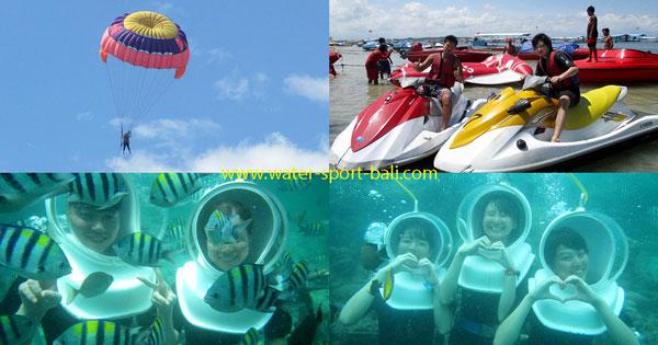 Aktivitas Bali Water Sports