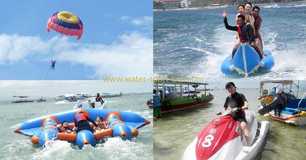 Paket Permainan Water Sport Di Tanjung Benoa Bali
