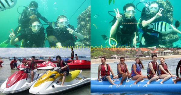 Tanjung Benoa Pusat Wisata Bahari Di Bali