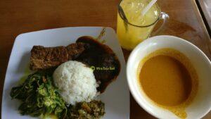 Menu Makanan Tempat Makan Halal Di Tanjung Benoa