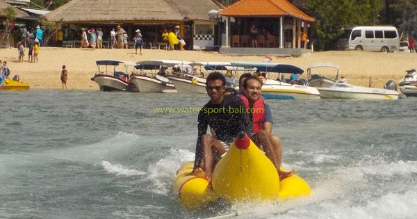 Bali Banana Boat Di Tanjung Benoa