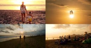 Pantai Batu Belig Kerobokan