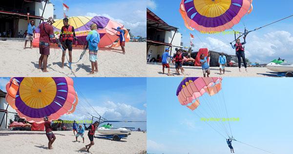 Bali Parasailing Tanjung Benoa