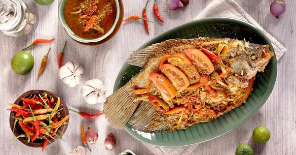 Gurami Pesmol Ikan Bakar Cianjur Renon - 5 Tempat Makan Favorit Di Denpasar
