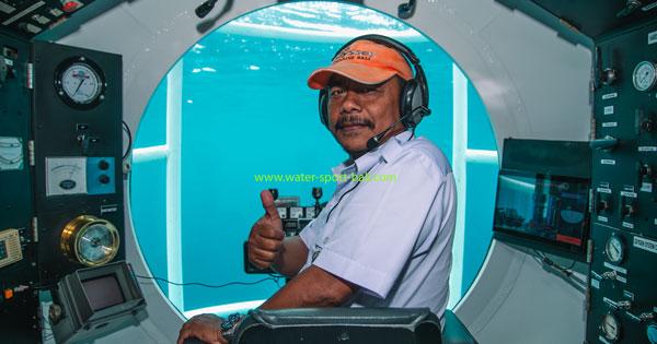 Kapten Kapal Selam Di Bali