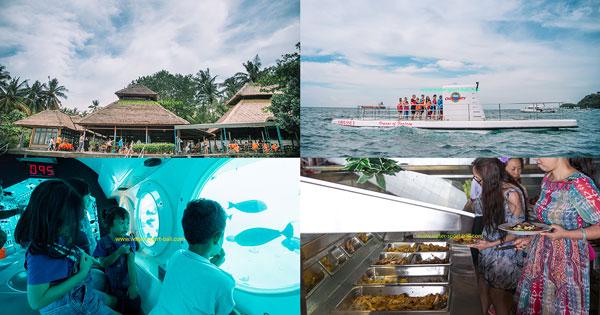 Pengalaman Naik Odyssey Submarine Bali