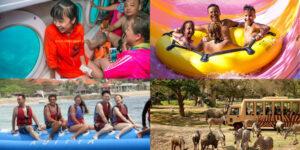 10 Kegiatan Liburan Anak Terpopuler Di Bali