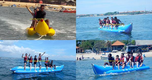 Bali Banana Boat - Tanjung Benoa Watersport