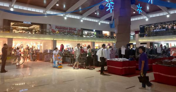 Bali Mall Galleria - 10 Tempat Belanja Favorit Di Bali