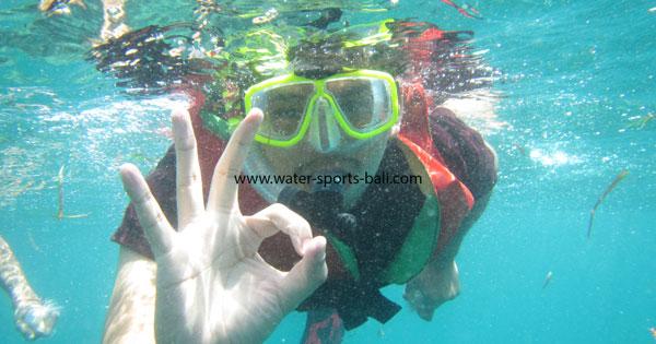 Bali Snorkeling Tanjung Benoa