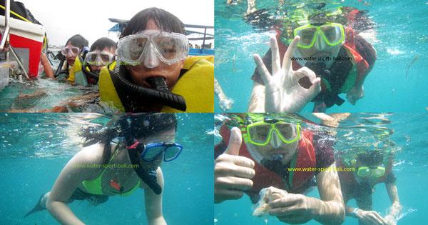 Bali Snorkeling Tour Harga Murah