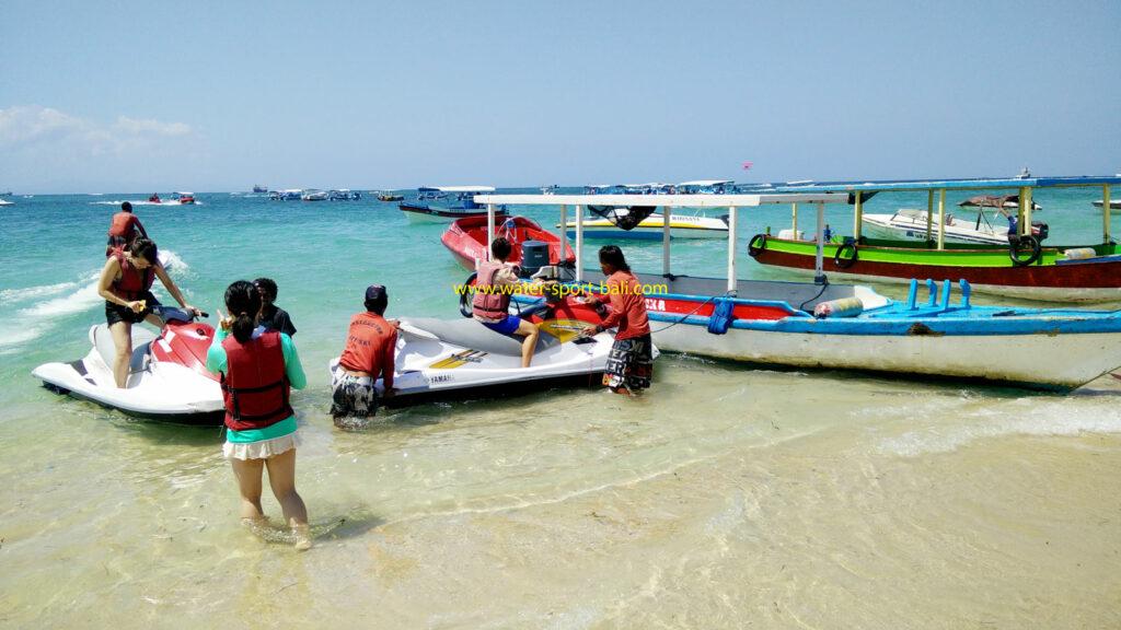 Daya Tarik Objek Wisata Tanjung Benoa Nusa Dua Bali