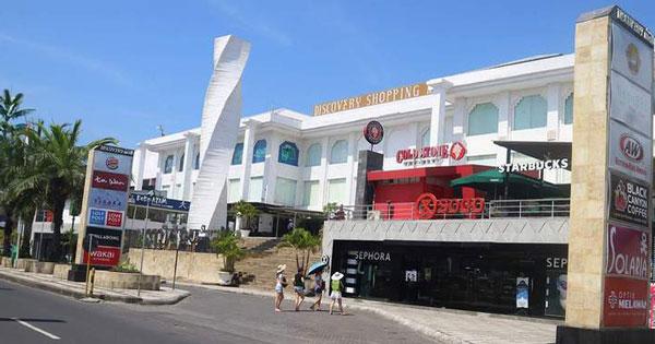 Discovery Shopping Mall Kuta - 10 Tempat Belanja Favorit Di Bali