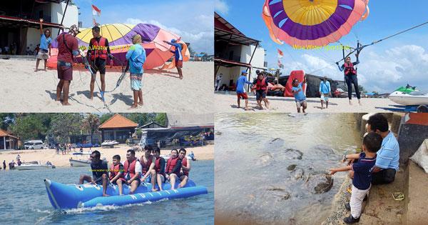 Harga Paket Promo Wahana Watersport Bali