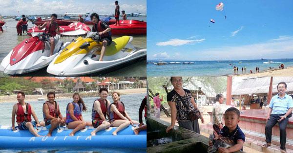 Harga Paket Promo Watersport Bali