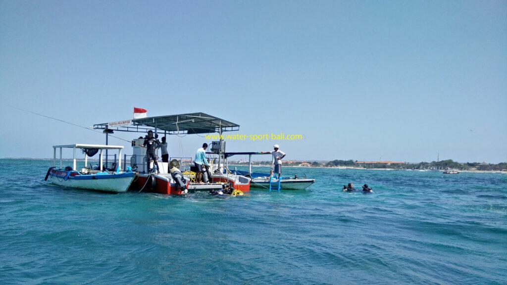 Lokasi Terbaik Aktivitas Bali Water Sports Tour