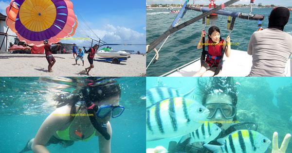 Paket Water Sport Bali Harga Murah Di Tanjung Benoa