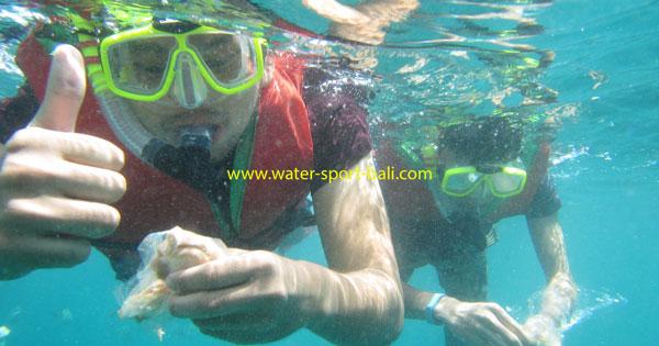 Tanjung Benoa Snorkeling Di Pulau Bali