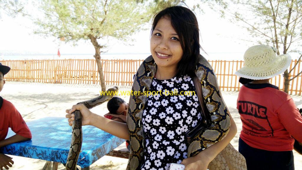 Tempat Wisata Pulau Penyu Tanjung Benoa Bali