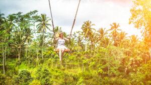 Aktivitas Bali Swing