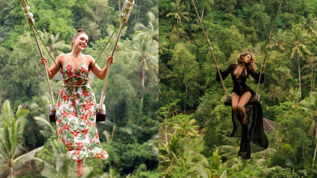 Bali Swing Bongkasa Abiansemal