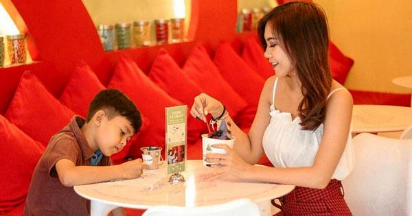 Frozen Yogi Ubud - Favorit 5 Tempat Makan Anak Di Bali