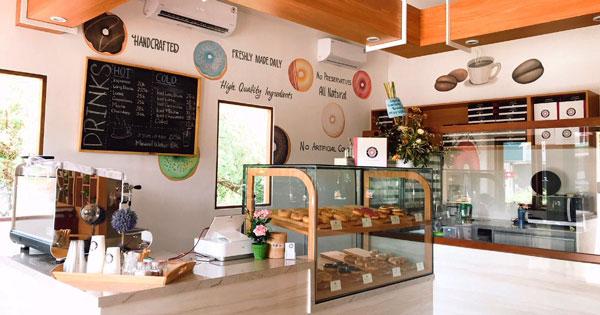 Interior Tarabelle Donuts Uluwatu