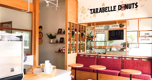 Suasana Tarabelle Donuts Uluwatu