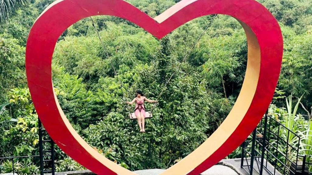 Swing in Love at BAS De Atayana