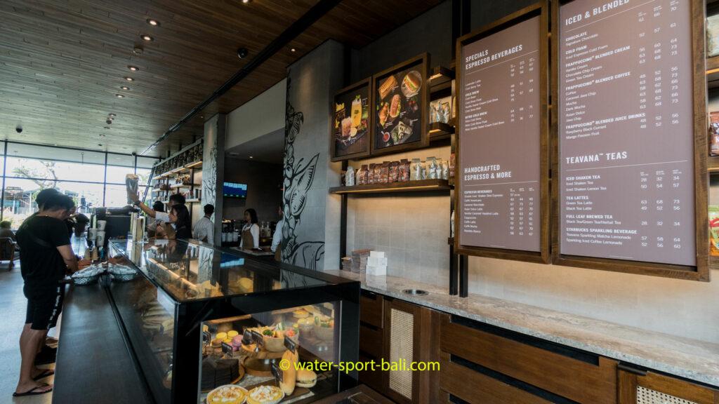Core Bar Starbucks Dewata