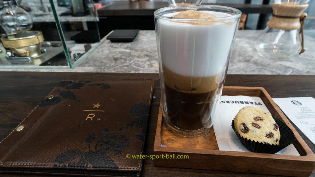 Menu Ice Reserve Caffe Fredo