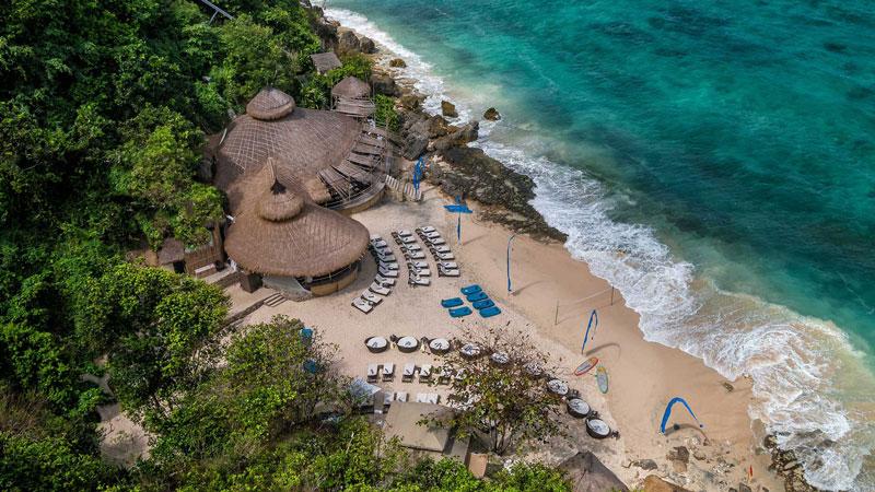 Pantai Karma Kandara Ungasan Bali