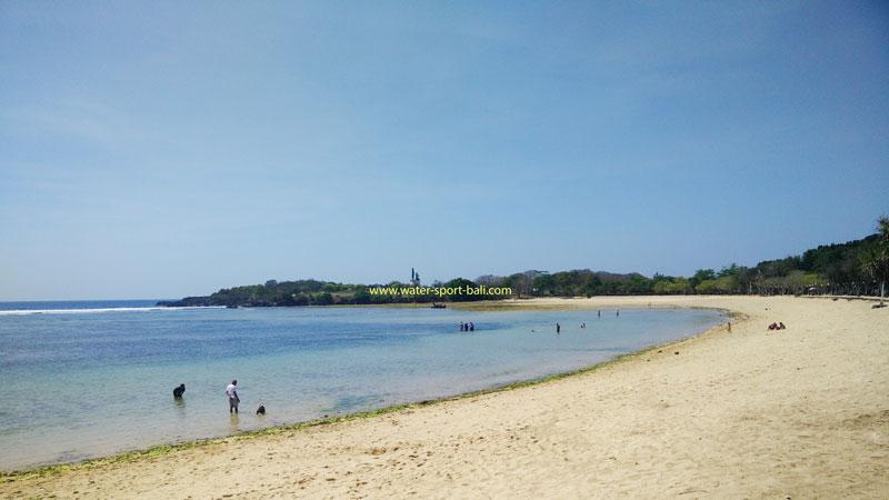 Pantai Mengiat Nusa Dua Bali