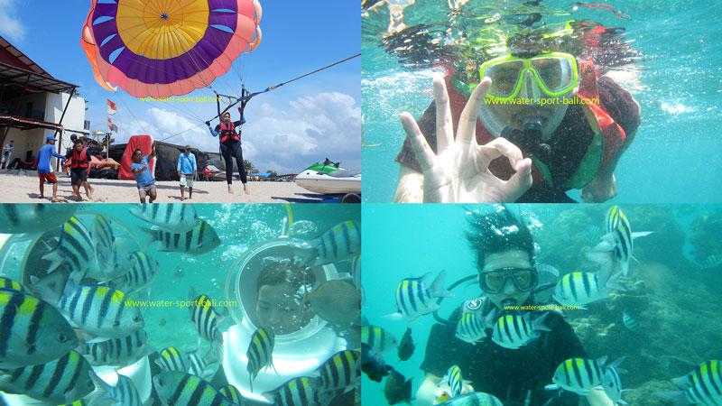 Wahana Permainan Watersport Tanjung Benoa Bali