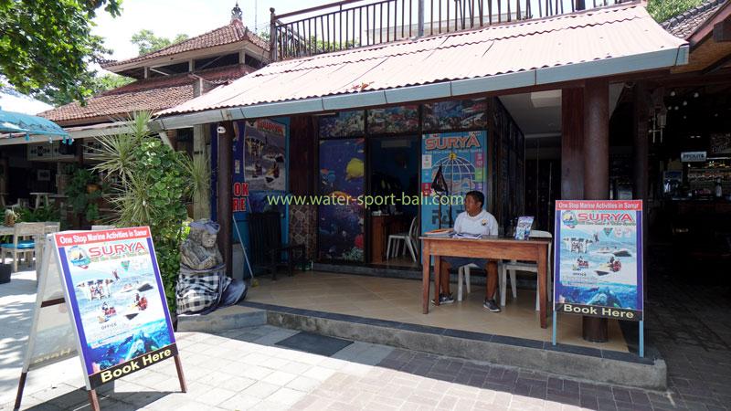 Bali Surya Dive Center - Harga Sewa Jetski Sanur Bali