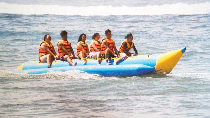 Banana Boat Pantai Sanur Bali