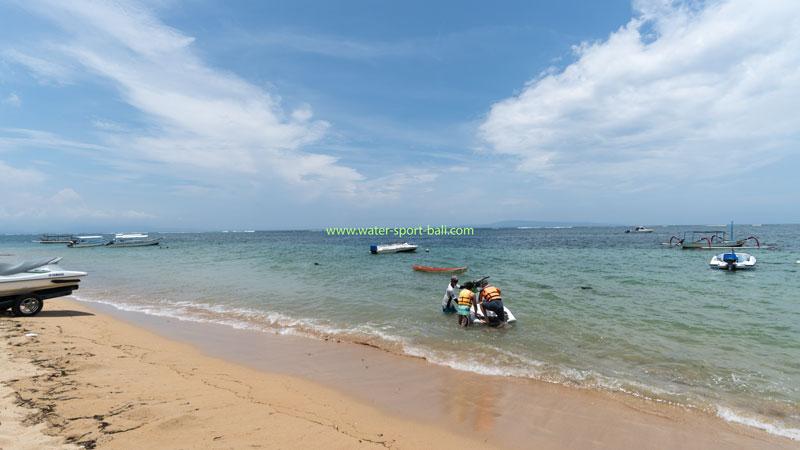 Pantai Bali Hyatt Sanur