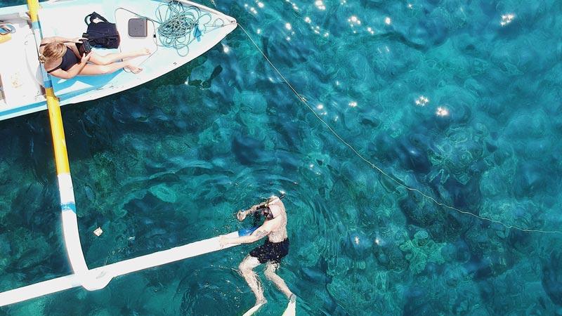 Blue Lagoon Tempat Snorkeling Terbaik Di Bali