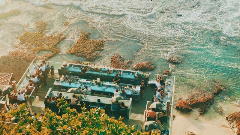 Rock Bar Ayana Resort Bali