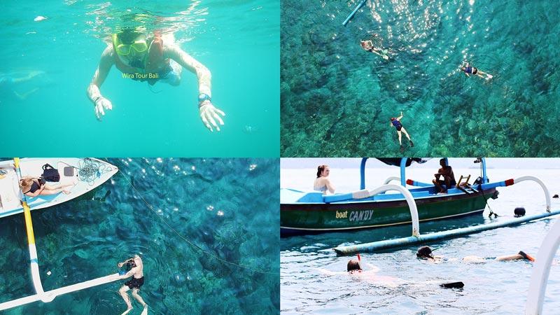 Tempat Snorkeling Terbaik Di Bali