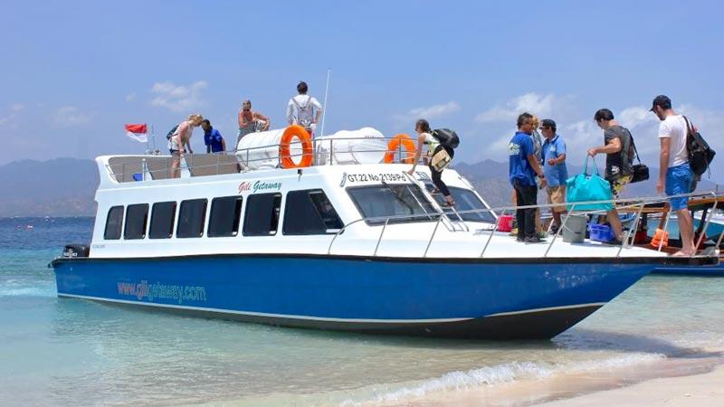 Gili Getaway Fast Boat - Cara Terbaik Ke Gili Trawangan Dari Bali