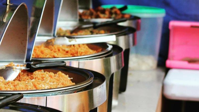 Buffet Lunch Bali Mitra Wahana