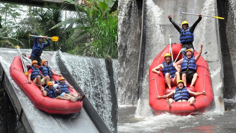 Harga BMW Rafting Bali Telaga Waja