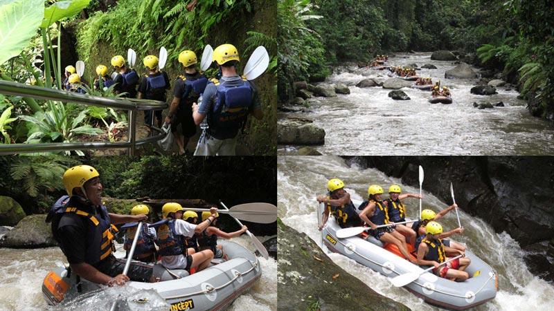 Mason Rafting Ubud