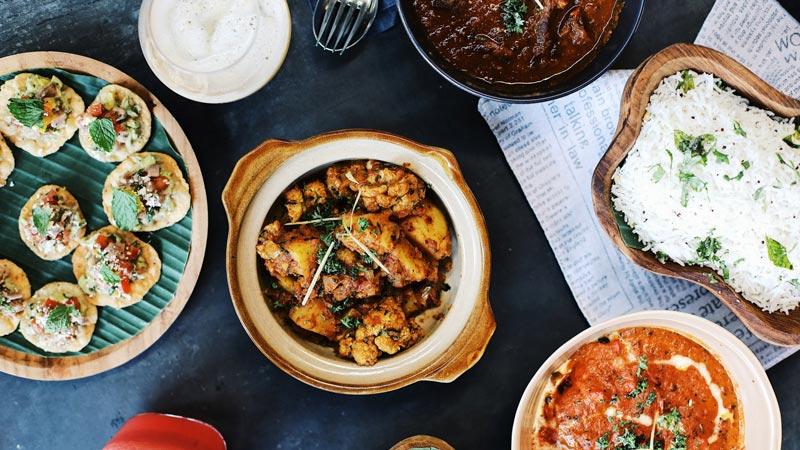 Menu Makanan Chai'Ba Indian Kitchen and Bar - Restoran India Di Bali